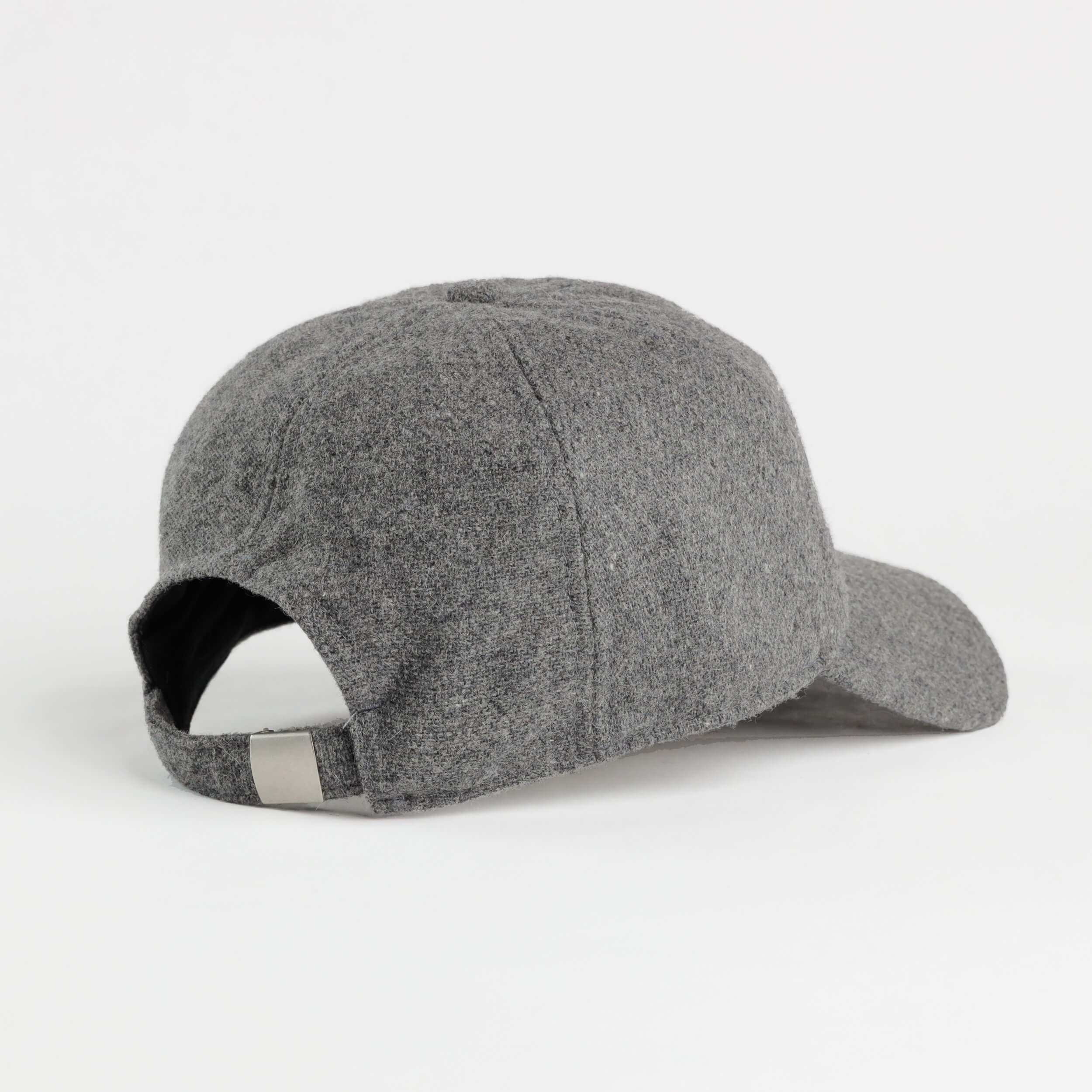 Steel Grey Wool