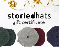 Storied Hat - Gift Certificate