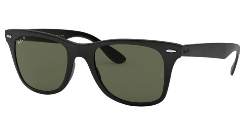 Wayfarer Liteforce Matte Black Polar
