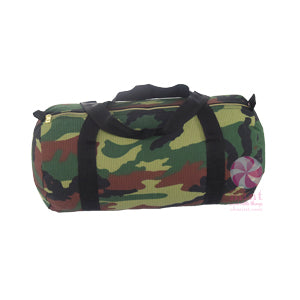 Seersucker Medium Duffel Woodland