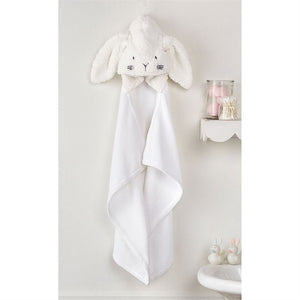 Baby Bunny Hooded Towel