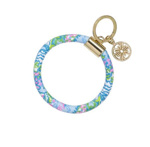 Lilly Pulitzer O-Ring Aqua La Vista