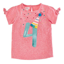 Load image into Gallery viewer, Sequin Birthday Tee