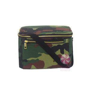 Seersucker Lunchbox Woodland Camo