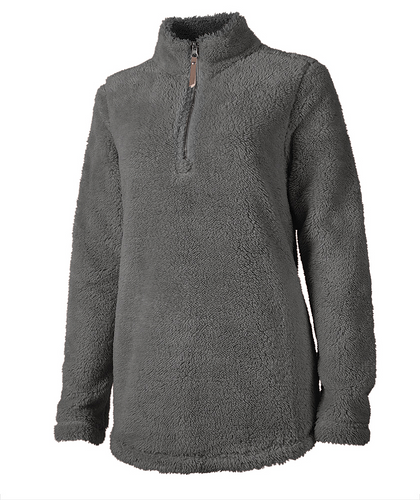 Newport Fleece Charcoal