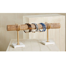 Load image into Gallery viewer, Driftwood Bracelet Display