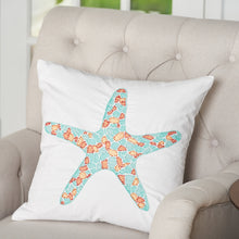 Load image into Gallery viewer, Grand Starfish Pillow