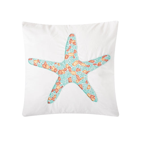 Grand Starfish Pillow