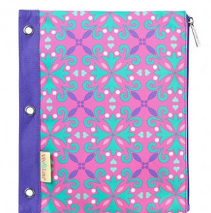 Lila Pencil Pouch