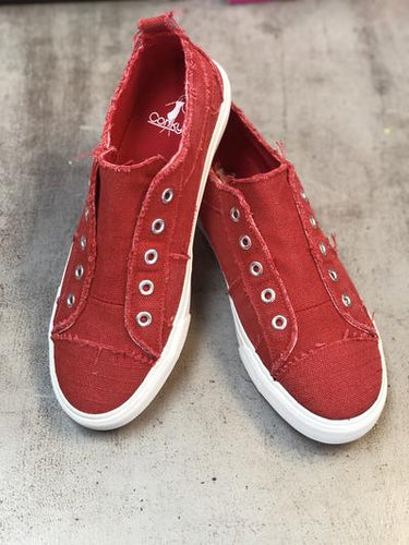 Kid's Babalu Red