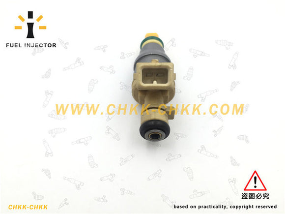 Auto Parts Mercedes Benz Fuel Injectors OEM 0000787023 / 0280155205