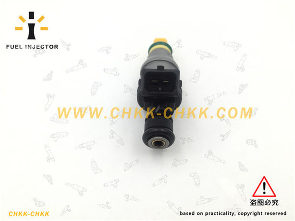 High Flow Fuel Injectors For Mercedes W140 C140 R129 600SL OEM 0000787223 / 0280155201