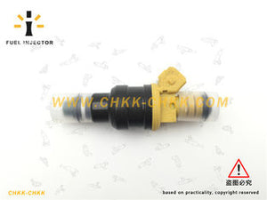 High Flow BMW 325i Fuel Injector For BMW 325iS 2.5 750iL OEM 0280150773 / 13641734776