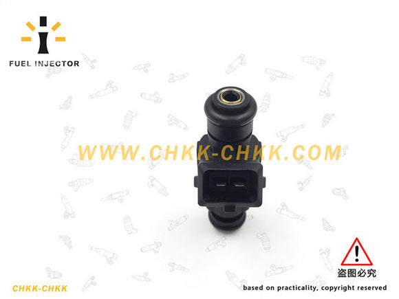 Automotive Fuel Injectors OEM 0280155744 / A1130780049 Mercedes Fuel Injector