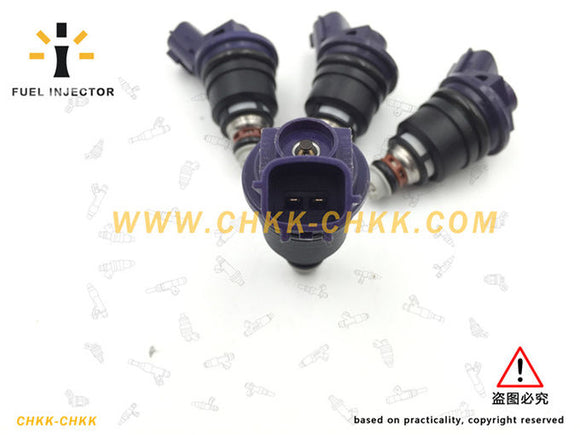 Fuel Injector For Nissan 300ZX Turbo/SR20DET OEM . 16600-21U01