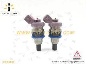 Fuel injector For Nissan 300ZX 3.0L V6 OEM , 16600-40P07