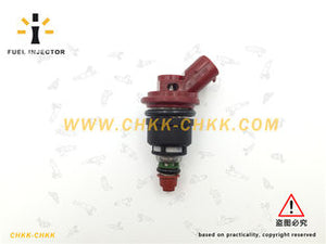 High Flow Subaru Fuel Injectors 188SB - CH100 OEM 1000cc With Wide Dynamic Flow Range