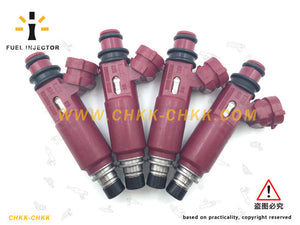 Fuel Injector 1.8L L4 OEM 195500-3310 Mazda Miata Car Parts Petrol
