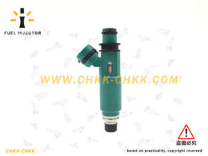 Toyota / Mazda Fuel Injector OEM 195500-3840 Durable Petrol Fuel Injector