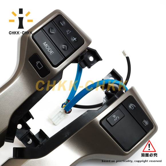 Steering-wheel Switch Control Button Assy 84250-60160  For Toyota Land Cruiser Prado GRJ150W