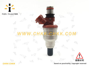 Fuel injector For Toyota 4Runner Pickup 5 2.4L OEM , 23250-35040 / 23209-35040