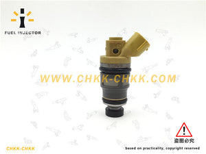 Fuel injector For Toyota Supra JZA70 Mark2 JZX81 Chaser OEM , 23250-46020 / 23209-49015