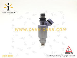Fuel injector For Toyota CROWN CRESTA CHASER 1G-FE OEM , 23250-70100 / 23209-70100