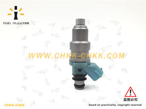 High Flow Toyota Fuel Injector For Toyota Camry St182 Sv30 OEM 23250-74110 / 23209-74110