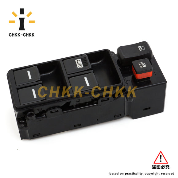 Window Master Control Switch 35750-SDA-H12 For 2003-2007 Honda Accord 35750 SDA H12