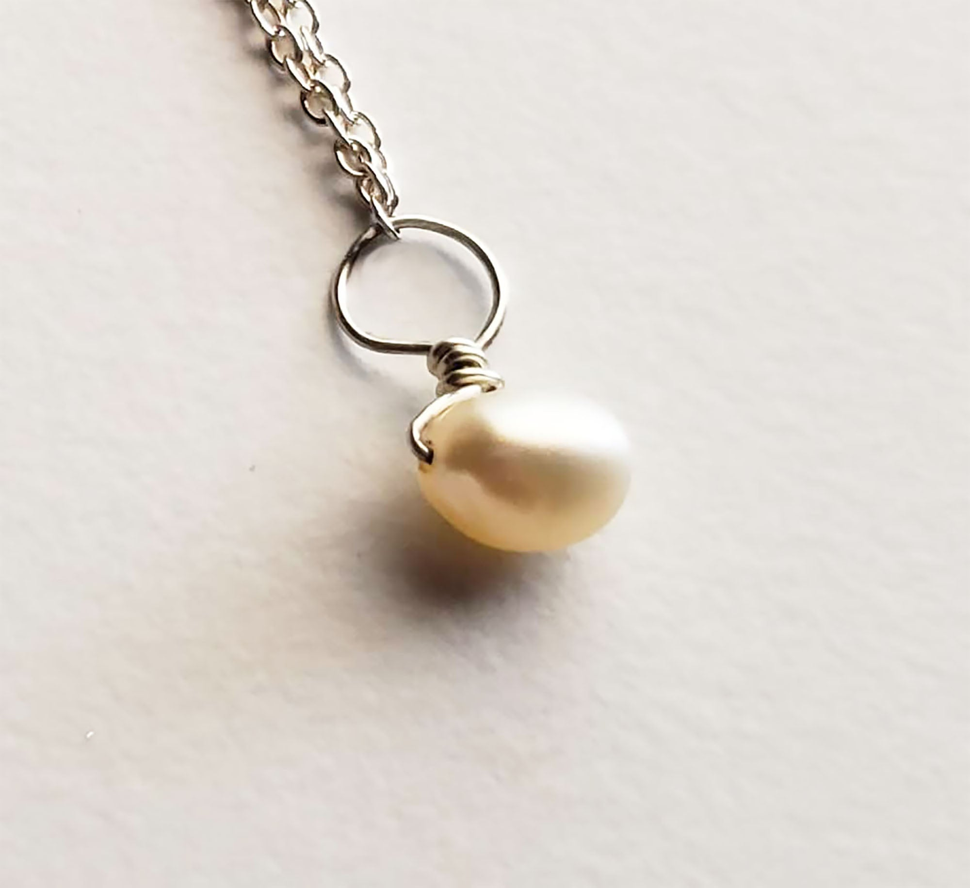 Freshwater Kasumi Pearl Layering Necklace