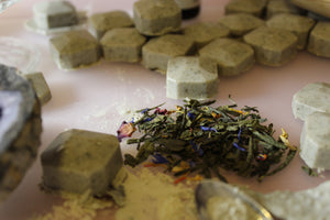 Herbal Vitamin Cleansing Cubes