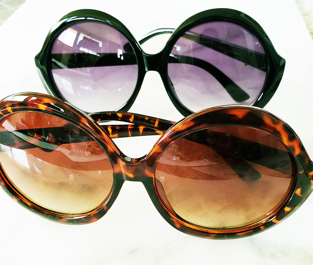 Oversize Brunch Sunglasses