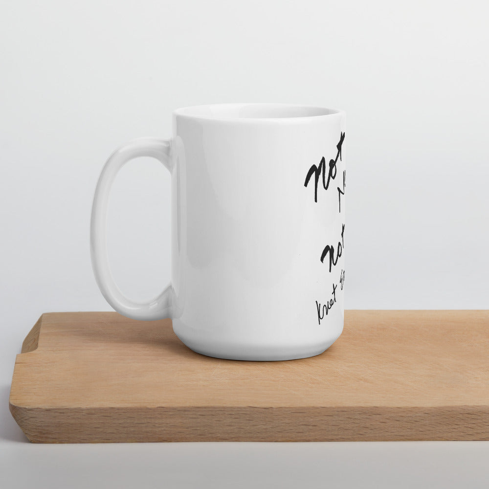 Not Now, Not Then, KNOT ever Again cup