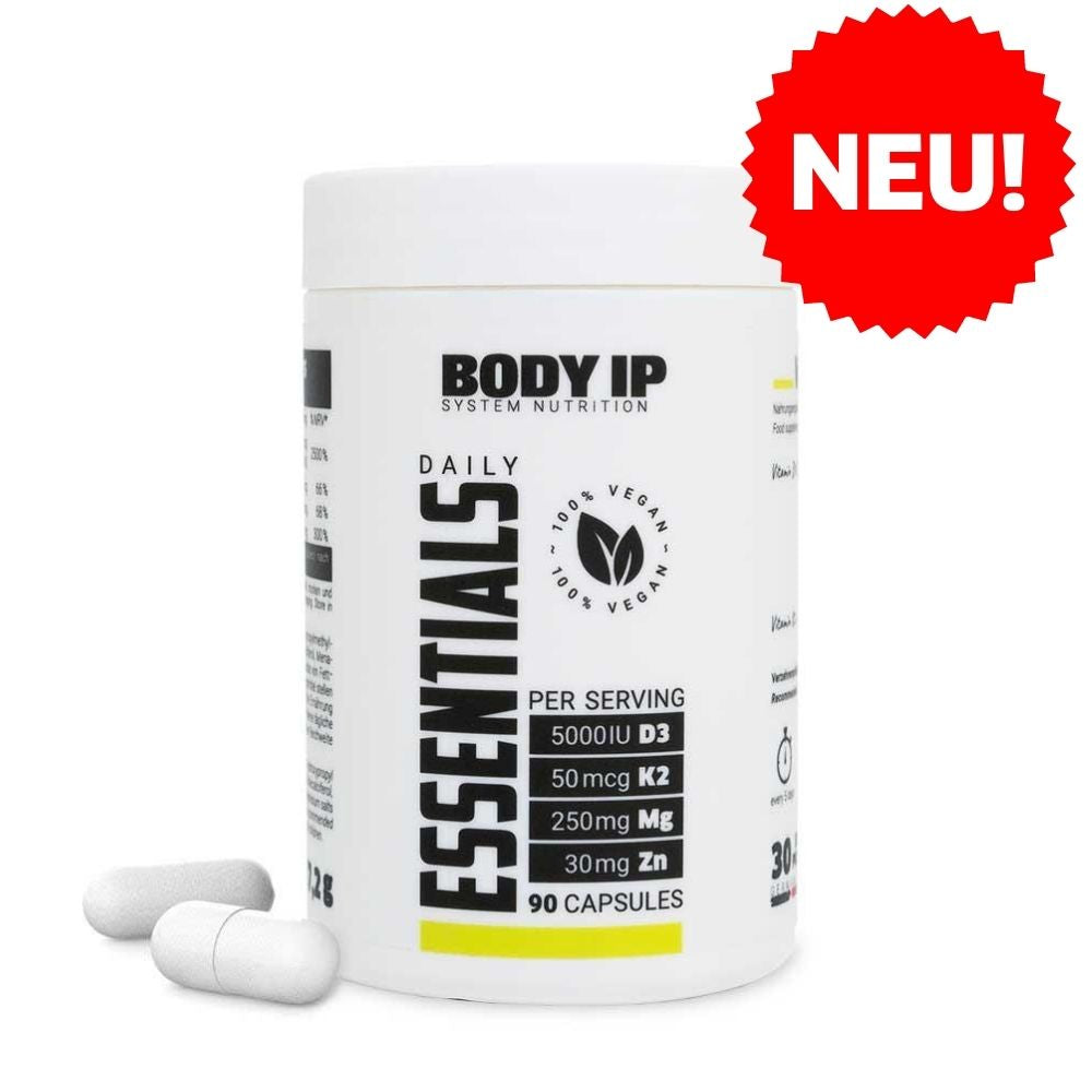 BODY IP Daily Essentials