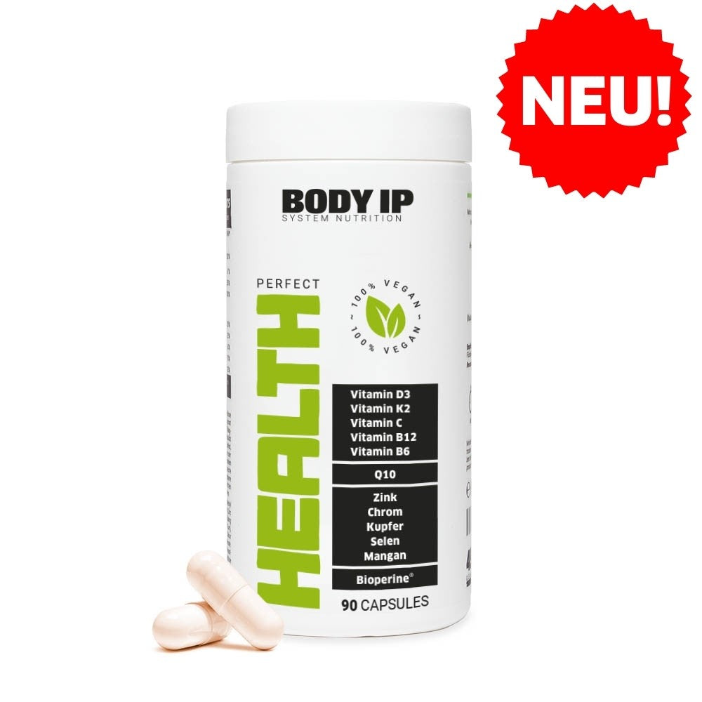 BODY IP Perfect Health - Vitamine und Mineralstoffe