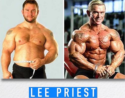 BODY IP Lee Priest Massephase und Definition