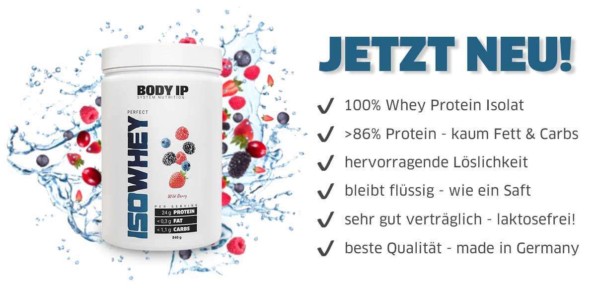 Perfect ISO Whey Isolat