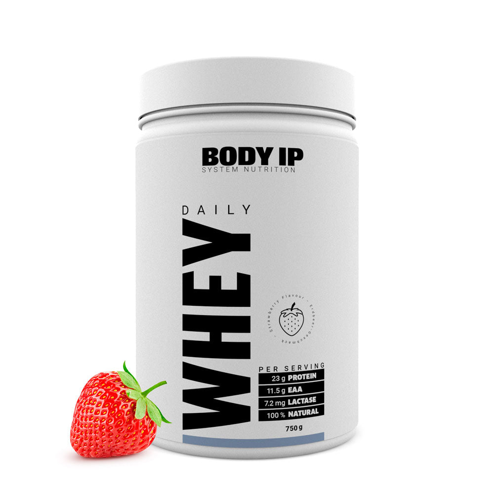 BODY IP Daily Whey Erdbeere
