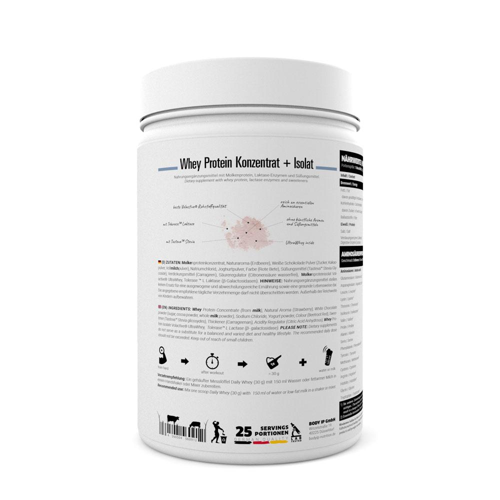 BODY IP Daily Whey