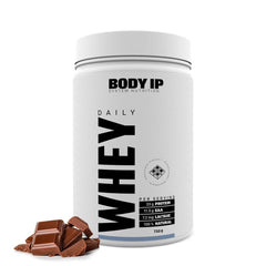 BODY IP Daily Whey Schoko
