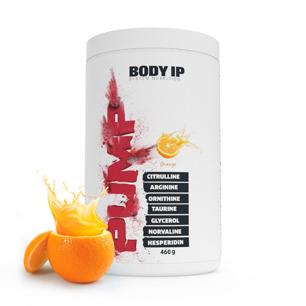 BODY IP Simons Perfect Pump Booster Orange