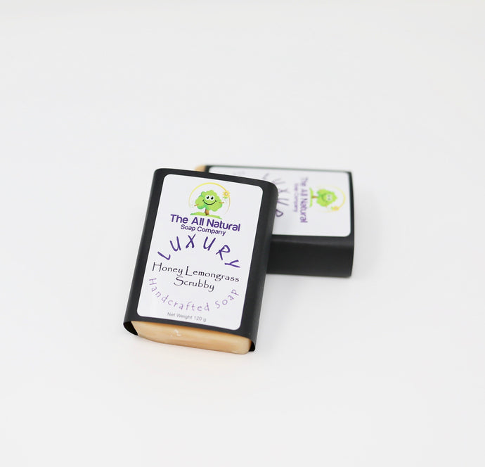 Bar Soap - Honey Lemongrass
