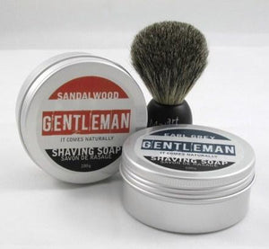 Essential Relaxation - Gentleman's Eco-Shave Soap In Tin
