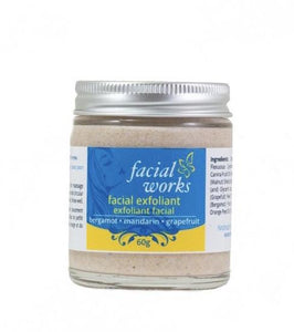 Essential Relaxation - Facial Works Facial Exfoliant