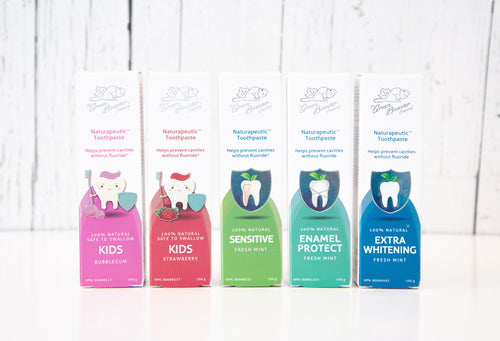 Green Beaver - Kids Naturapeutic Toothpaste
