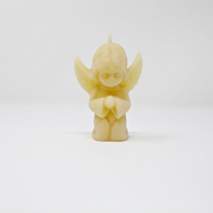 BeeGlo Angel Beeswax Candle