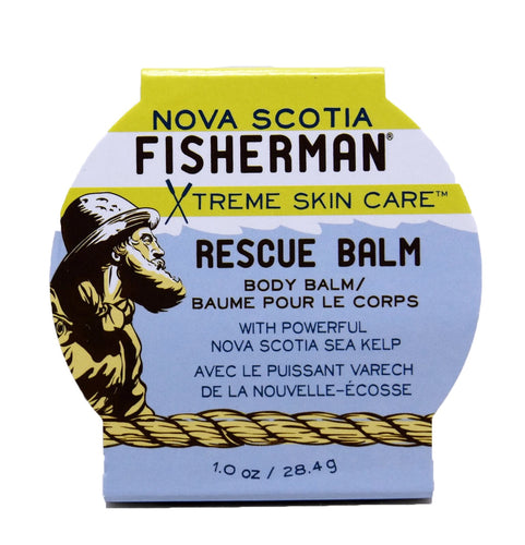 Nova Scotia Fisherman - Rescue Balm