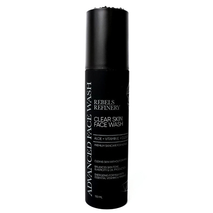 Rebels Refinery - Advanced Clear Skin Face Wash