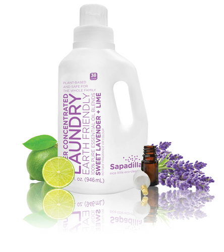Sapadilla - Laundry Liquid