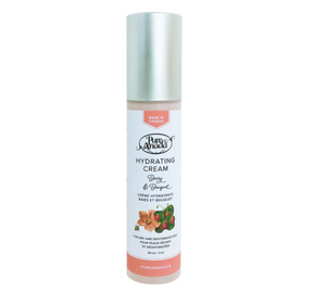 Pure Anada Cosmetics - Hydrating Cream - Berry & Bouquet
